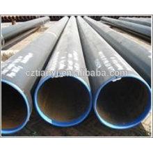 HOT! DIN 1629 st.37.0 бесшовная стальная труба, изготовленная в Китае