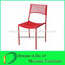 Colorful Stacking plastic chair(PC-010)