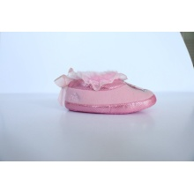 Children′s Indoor Slipper with Embroidery