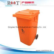Poubelle HDPE de 240L / poubelle de poubelle