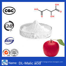 99% Purity Food Additive Powder CAS 617-48-1 Dl-Malic Acid