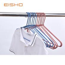 EISHO  Rattan Metal Rope Shirt Hangers