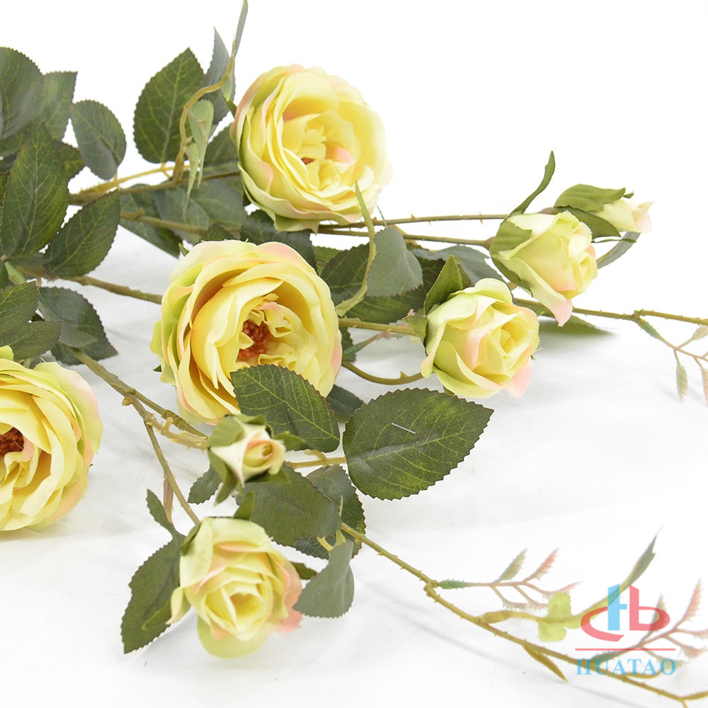rose-artificial-wedding-flower-wall-stand-flowers (5)