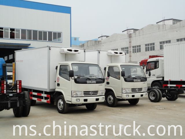 Dongfeng Small freezer truck