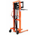 High Quality Hydraulic Hand Stacker Manual Forklift Manual Stacker