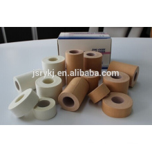 Surgical tapes Zinc oxide plaster Silk tape Paper tape PE tape Medical tapes Band aid
