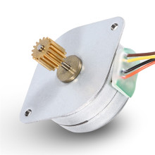 18 Degree Stepper Motor, Stepper Motor 15BY25200 for Thermal Printer and Bank Device, 5V 15mm Micro PM Stepper Motor Customizable