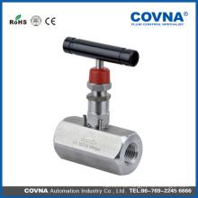 3/4 válvula de agulha do carburador válvula de agulha de gás da válvula de agulha com certificado CE