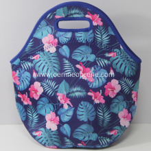 Newest Colorful Neoprene Tote Lunch Bags