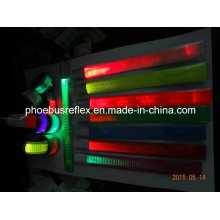 LED Snap on Band Multi Farbe