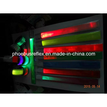 LED Snap on Band Multi Color