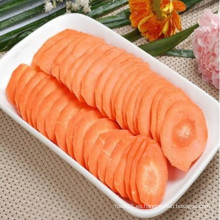 Zanahorias frescas en buen gusto