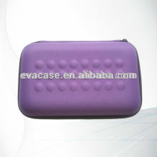 Durable dislpay combined EVA cosmetic and jewelry box