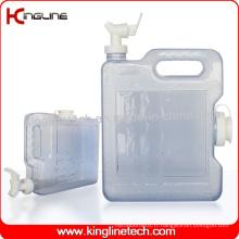 3L Slim Freezer Jug Wholesale BPA Free with Spigot (KL-8011)