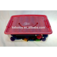 Brinquedos de brinquedos de plástico Brinquedos de conexão