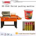 Máquina de embalagem shrink semi-automática de Hengxing