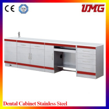 Stainless Steel Mobile Dental Cabinet for Sale