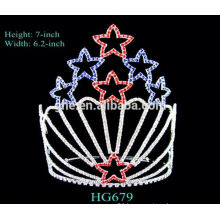 Sample available factory directly crown design on nails
