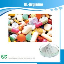 Fourniture d'usine DL-Arginine, CAS: 7200-25-1