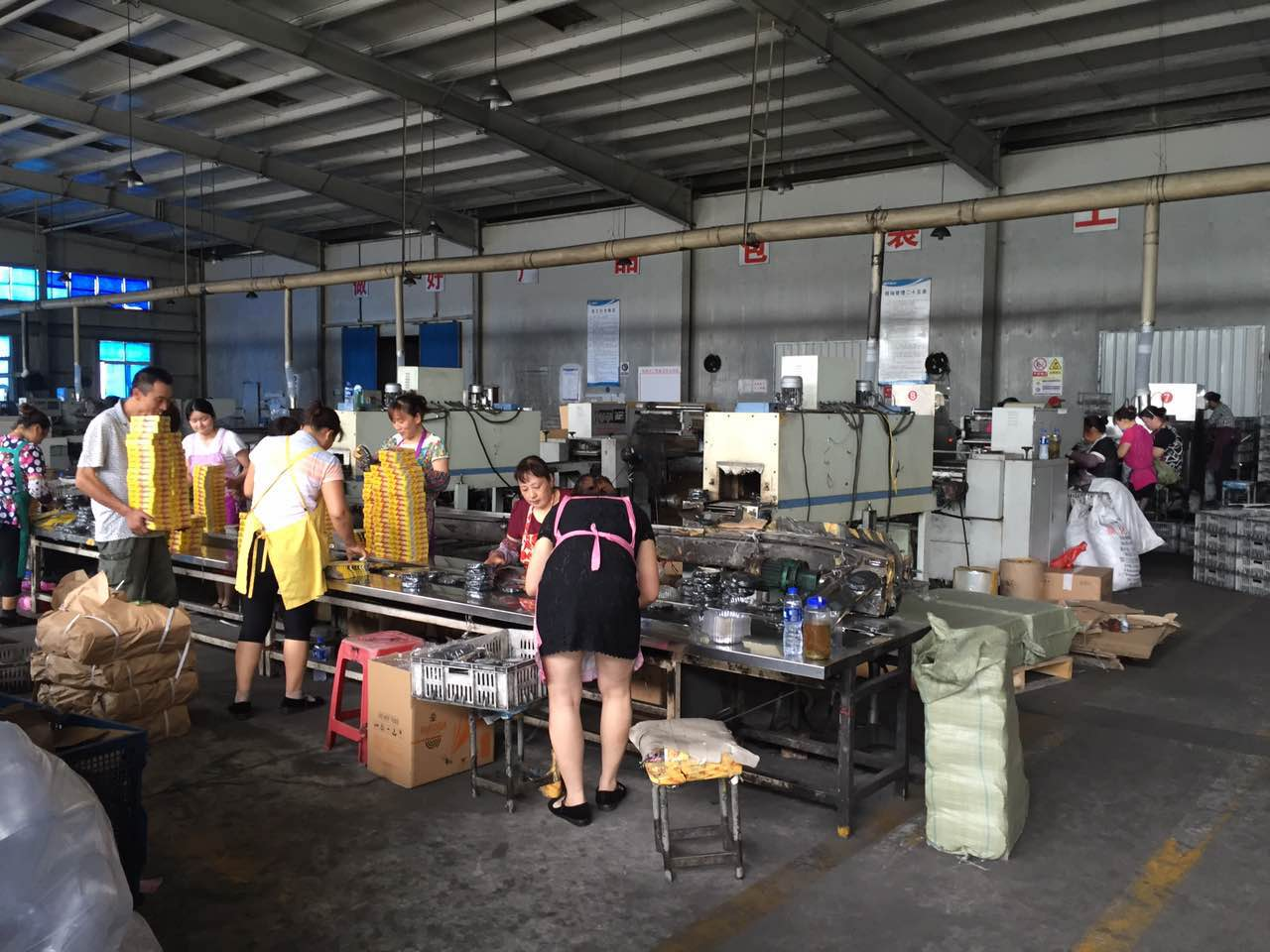 Zhengfeng Packaging workshop