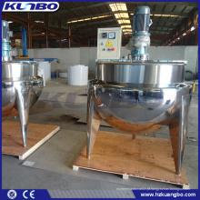 Kunbo vapor ao ar livre cozinhar chaleiras misturador para venda