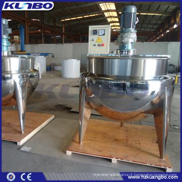KUNBO Bouilloire électrique à revêtement en acier inoxydable