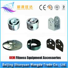 OEM Aluminium Die Casting Parts, Fitness Equipment Accessories