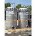 Carcaça de cartucho de filtro de água de aço inoxidável
