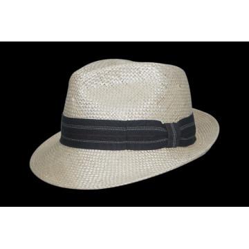Chapeau de paille de cowboy à survêtement été 2017 avec ceinture Flex Belt (FS0001)