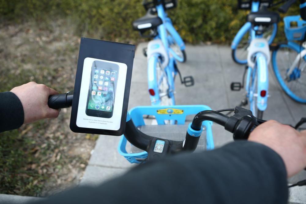 bicycle Smartphone Bag