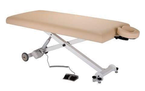 electric actuator for massage lift table