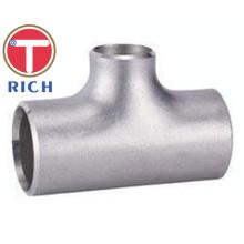 TORICH GB / T12459 Svetsat rostfritt stål minskar utslagsplats