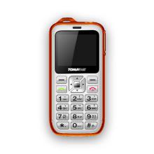 2.0inch Sos Big Button Rugged impermeable Senior teléfono