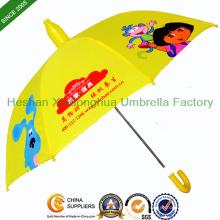 Cartoon Kinder Regenschirme Kid Sonnenschirme für Jungen und Mädchen (Kind-0019ZFC)