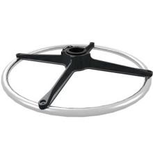 Base de chaise d'anneau de pied, anneau en acier (BIX2011 FT10)