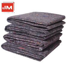 Farbe Filz Polsterung Flockgewebe Bodenschutz Matte Nadelbahnen
