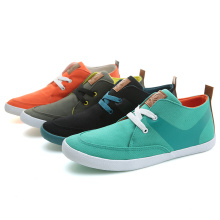 2017 New Arrival Men Casual Canvasshoes