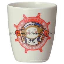 100% louça de melamina-kid's cup (bg605)