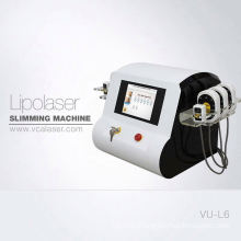 2018 new design 650nm,940nm -- diode laser weight loss machine