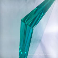 Building glass Safety Tempered Laminated Glass Price  11.52mm 13.52mm  66.4 pvb Clear Laminated Glass