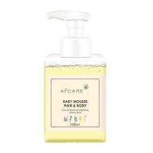 Best Quality Private Label Sulfate Free Natural Organic Moisturizing Argan Oil Bath Shower Gel Body Wash Shampoo