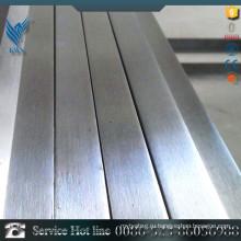 GB5215 толщина 3 мм горячекатаный и маринованный 316L Нержавеющая сталь Flat Bar