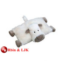 ICTI Audited Factory sheepskin plush sheep toy