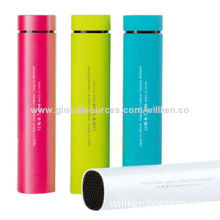 Multifunction Power Banks, 3D Stereo Speaker, 4,000mAh for Any Mobiles, iPad, Tablet PCs and More