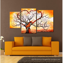 Decorative Modern Canvas Art Landscape Oil Painting