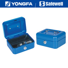 Safewell Yfc Series 15cm Cash Box for Convenience Store