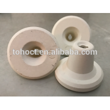 High temperature fire Refractory ceramic cuplocks