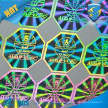 Tamper Evident VOID label de sécurité label autocollant hologramme