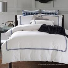 100% coton ou T / C 50/50 / Embroidery Hotel / Home Bedding Set (WS-2016001)
