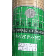 Китай Оптовая Профессиональное Производство Гальванизированная Сваренная Ячеистая Сеть